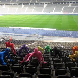 Bild Outfaced Olympiastatdion