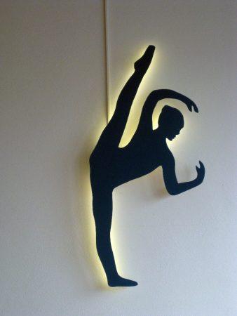 Wandbild Outfaced Dance Studio