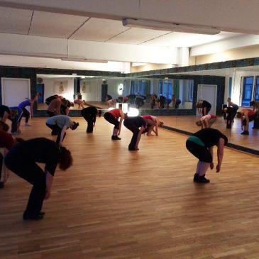 Neuer Modern Dance Kurs für Erwachsene