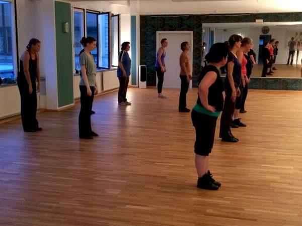 Bild -Modern Jazz Dance für Erwachsene