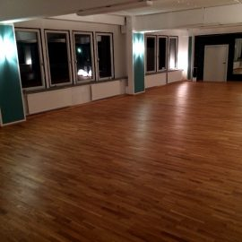 Bild Outfaced Dance Studio großer Saal