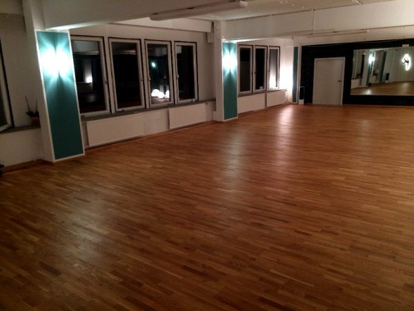 Outfaced Dance Studio großer Saal