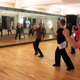 Power Dance Training