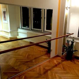 Outfaced Dance Studio kleiner Saal
