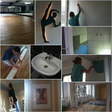 Neueröffnung Tanzstudio am 04.10.2014