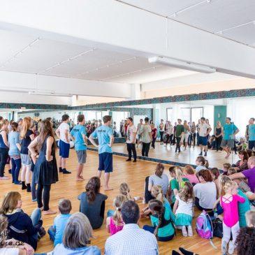 Das Outfaced Dance Studio wurde eröffnet