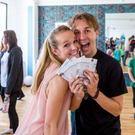 Eröffnung Outfaced Dance Studio