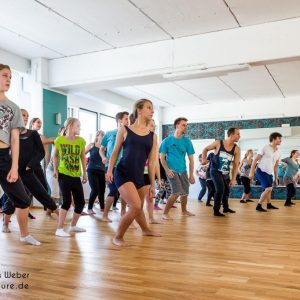 Foto Tanzworkshop - Funky Jazz