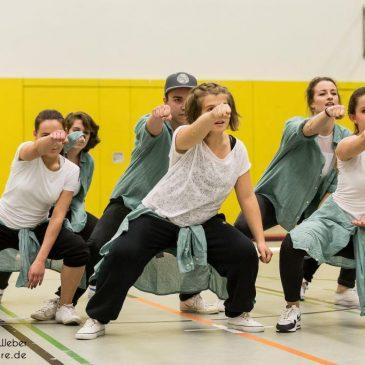 NEU ab Januar: Hip Hop, Streetdance & Kinderballett
