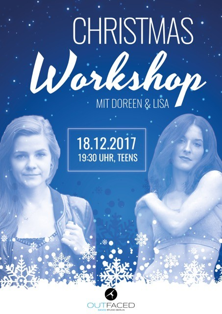 HipHop Christmas Workshop
